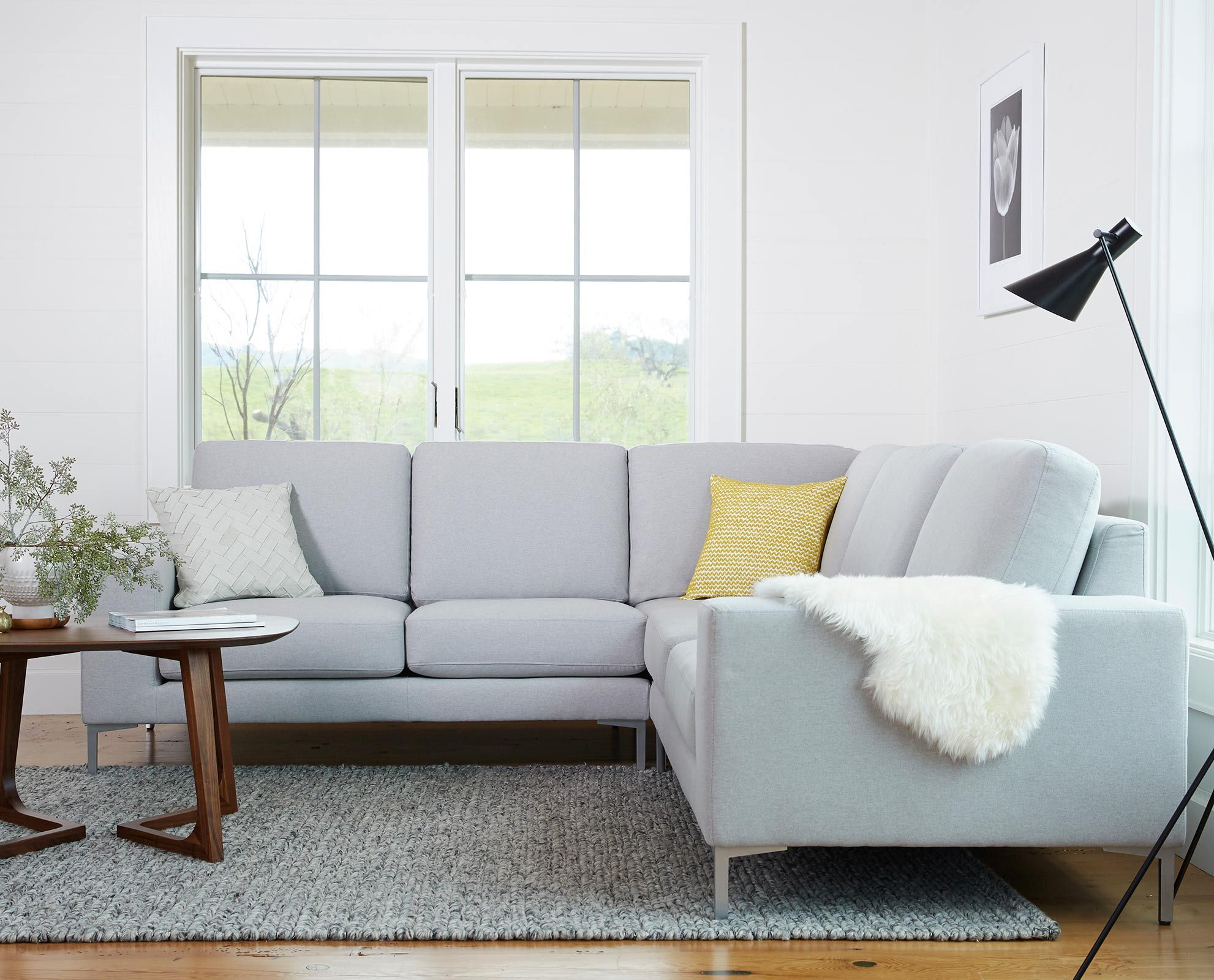 The Olaf Sectional Sofa from Scandinavian Designs - Make your ...