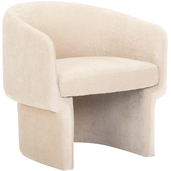 Clementine Chair Almond Chair Comfortable Seating High