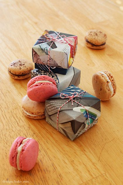 Creative Ways to Package Holiday Desserts
