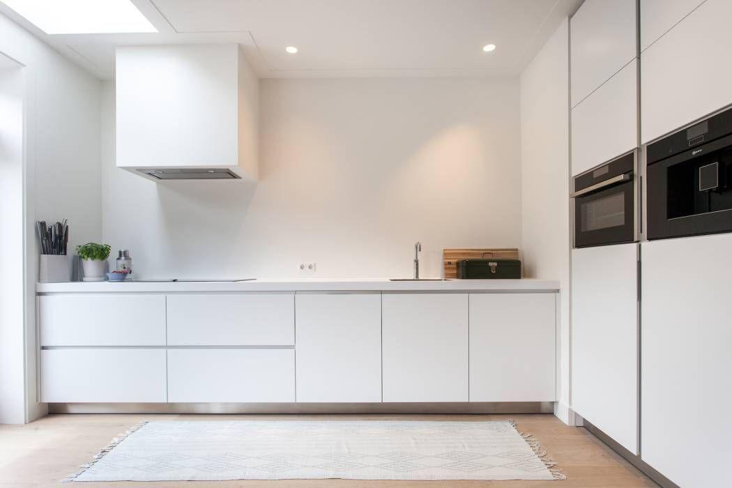Leefkeuken keuken door bob romijnders architectuur interieur in