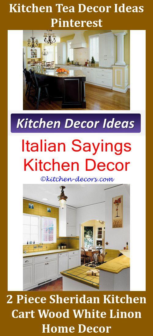 Black And Grey Kitchen Decor Kitchen Shelf Decor Pinterest