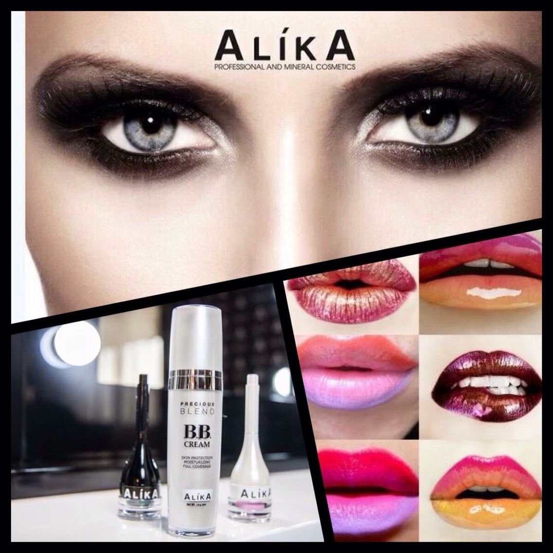 Alika cosmetics Launching to the UK 17th October Mineral
