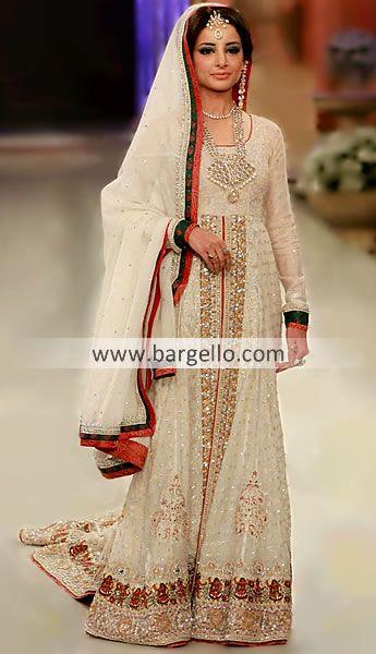 pakistani indian white heavy dresses manchester uk off. Black Bedroom Furniture Sets. Home Design Ideas
