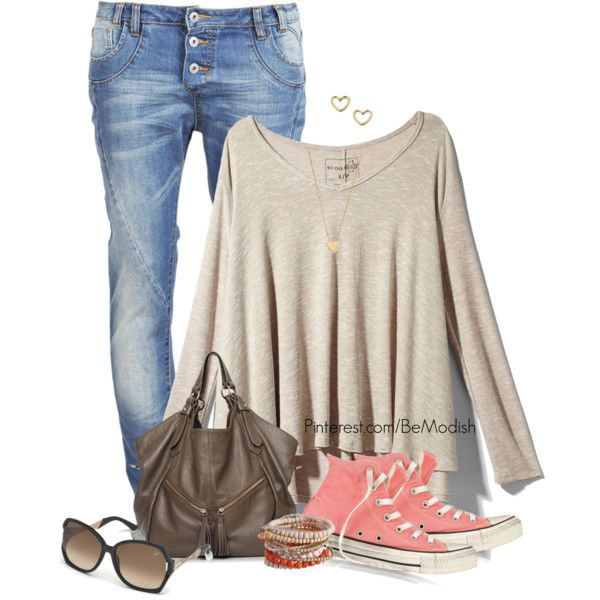 Casual weekend.., created by wulanizer on Polyvore