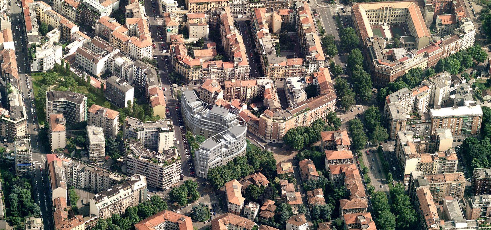 Residenze Carlo Erba. Milano