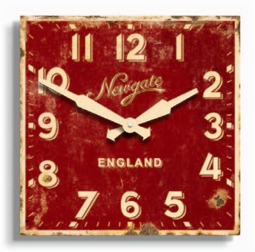 Newgate Antiques Market Wall Clock