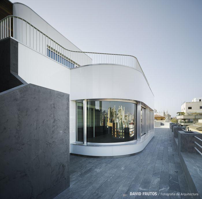 Clavel arquitectos tico en traper a murcia espa a - Clavel arquitectos ...