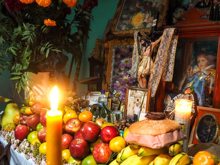 Ofrenda, Day of the Dead, 2015