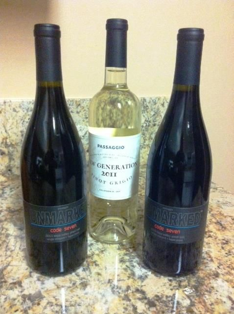 @Linda Cordair (@CordairGallery) just received her Passaggio Wine Club....