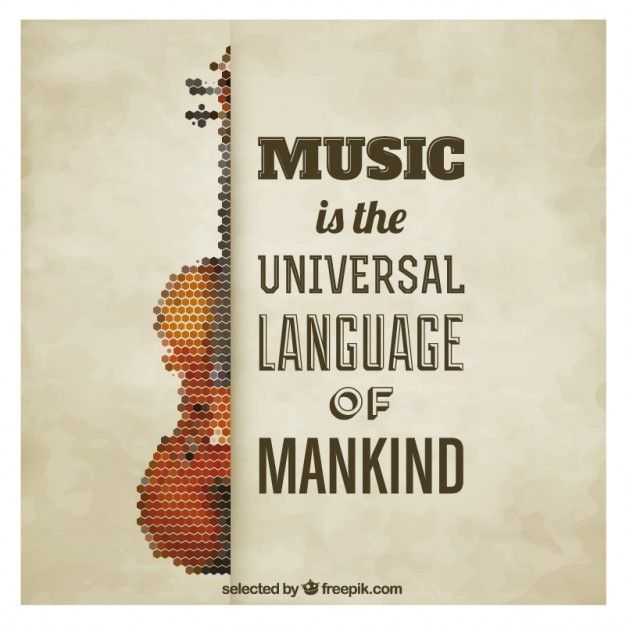Citar Violin Poligonal Poster | Music education, Vector photo and ...