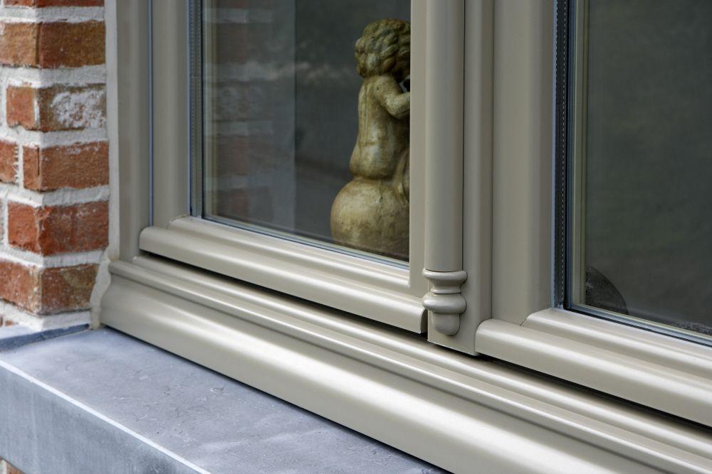 Fenêtres \ Portes Des solutions creatives Deceuninck Fenêtres - couleur des portes interieur