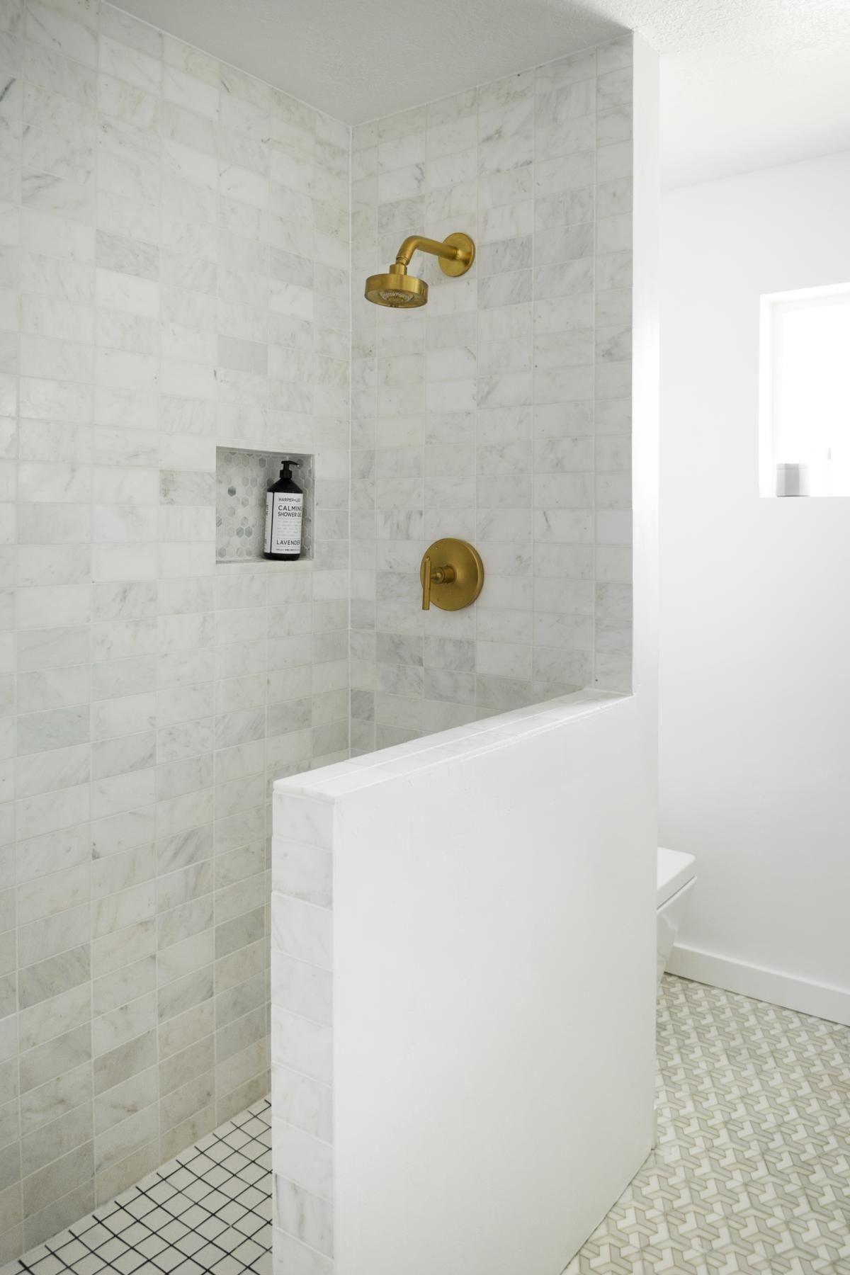 Bathroom Renovations Vermont: Kirsten Grove's Bathroom Renovation Via Simply Grove
