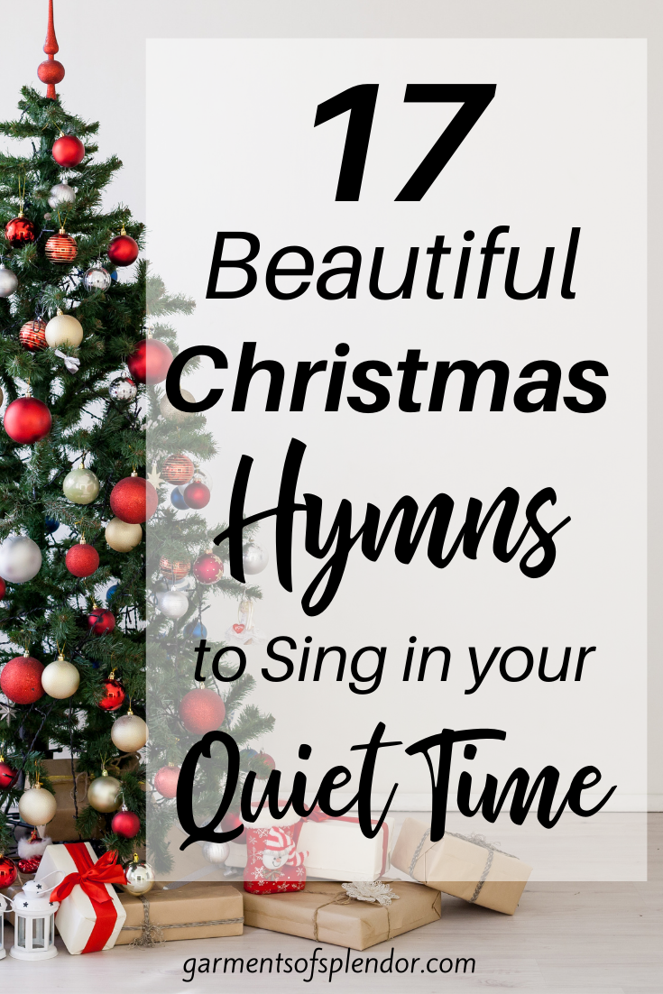 New Christmas Hymns 2020 17 Christmas Hymns to Sing in your Quiet Time in 2020 | Christian