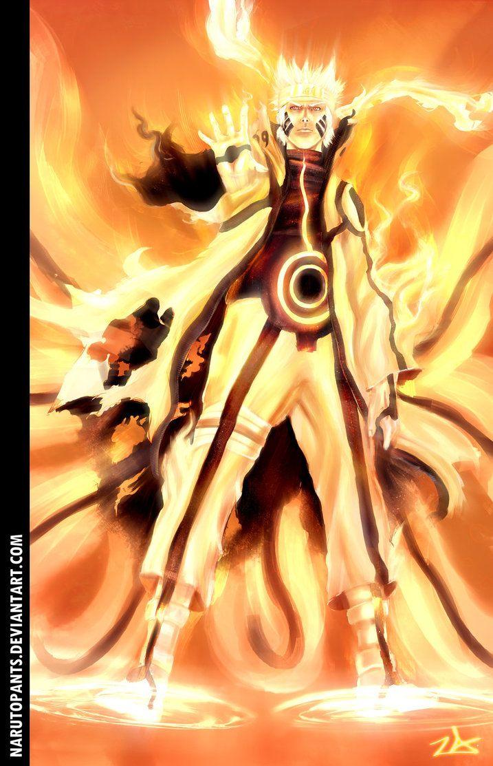 Naruto 571 The New Power By Narutopants On Deviantart Naruto Sage Naruto Naruto Uzumaki