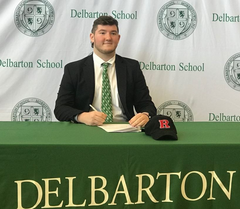 .ConnectLAX boys' recruit Delbarton (N.J.) 2020 goalie