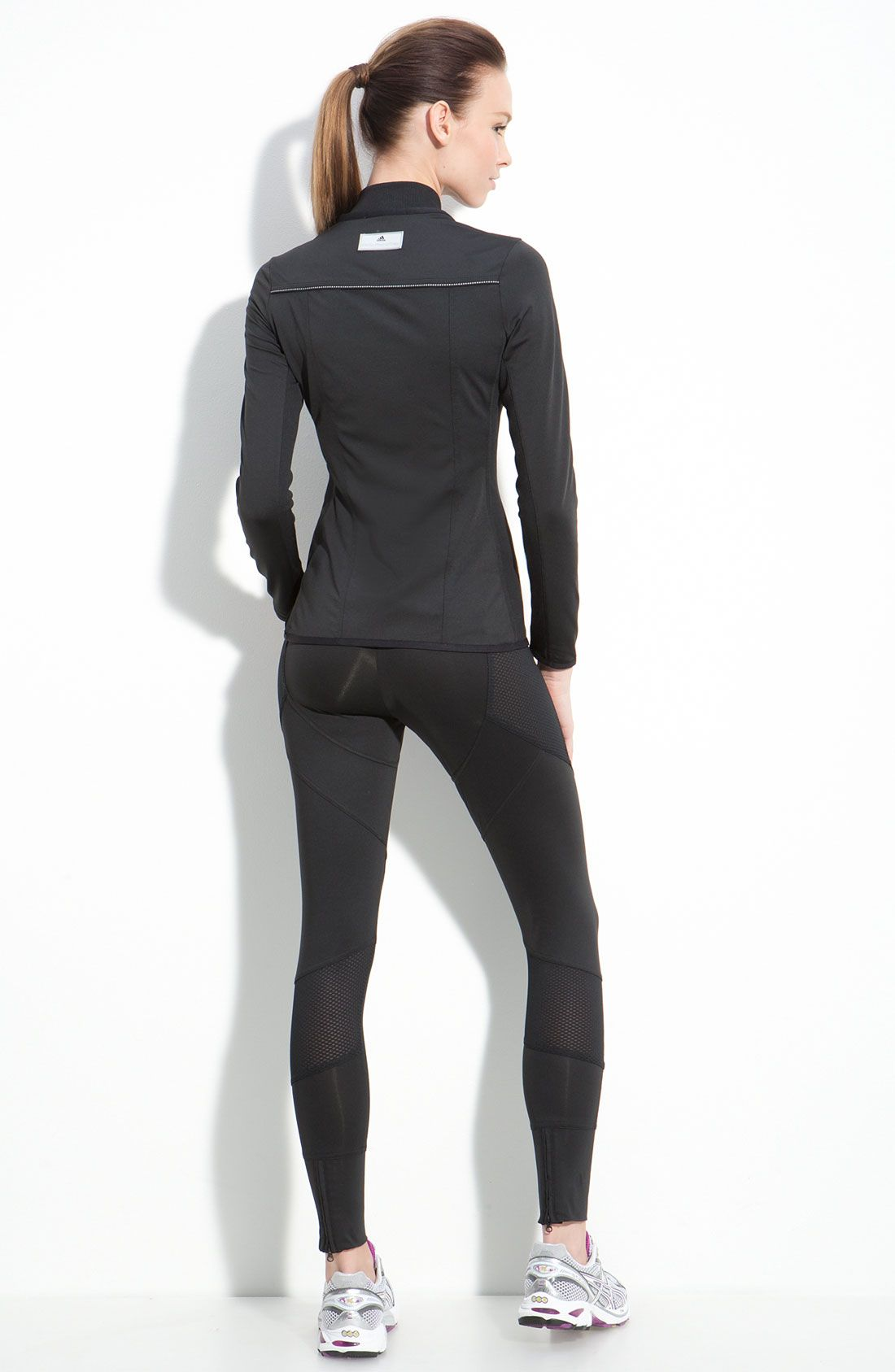 a570cc95a Adidas Run Tights in Black | Lyst | Healthy life is better life ...