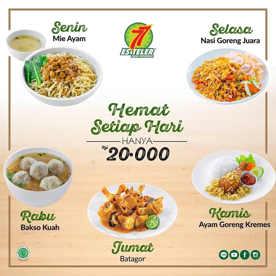 Hai Macet Lovers Makan Apa Hari Ini Bosan Dengan Makanan Yg Kurang Pilihan Setiap Harinya Nikmati Es Teler 77 Promo Menu Ma Makanan Ayam Goreng Nasi Goreng