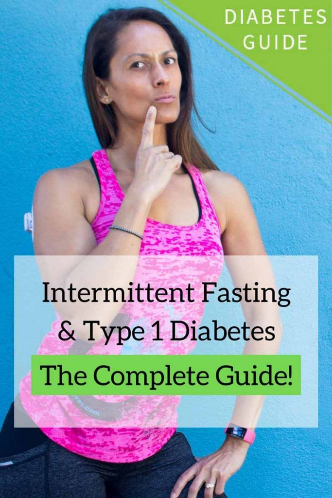 Intermittent Fasting with Type 1 Diabetes