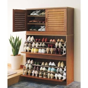 Need To Make This Rotary Shoe Rack On My Own! #olgitap