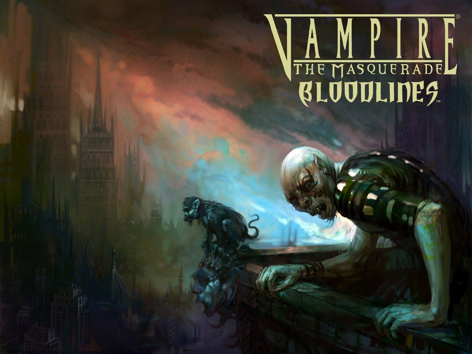 Vampire The Masquerade Bloodlines Dark Vampires Evil Wallpaper No 254008 Vampire The Masquerade Bloodlines Vampire Vampire Masquerade