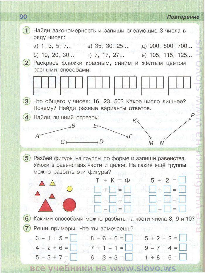 Губанов физика 10 класс ответы тренировочные