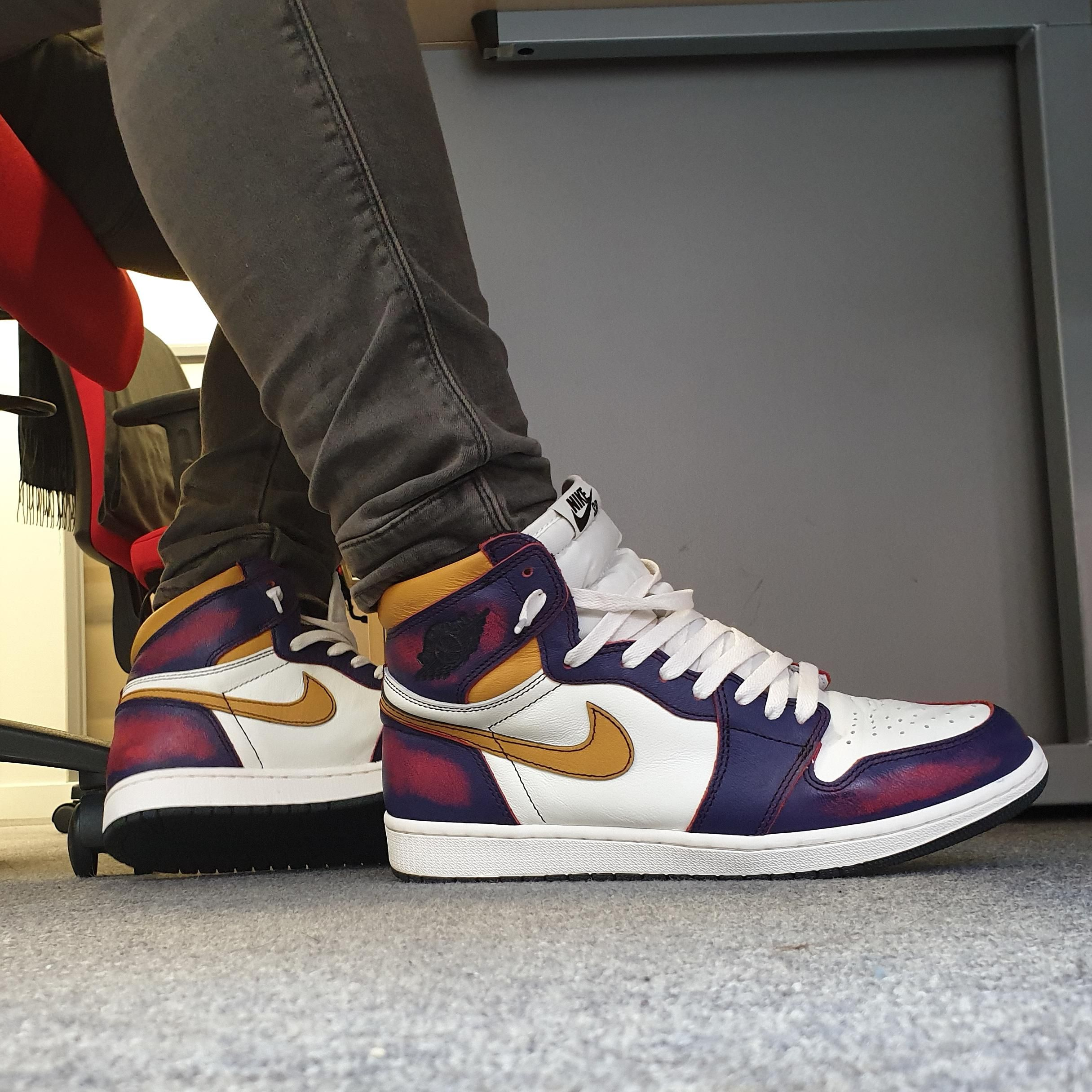 LA to Chicago Sneakers Sneakers, Nike shoes, Sneaker head