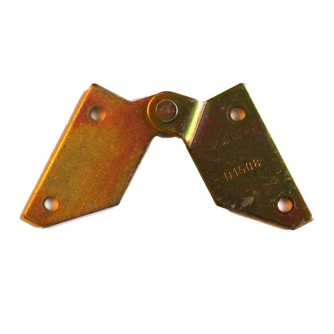 Butterfly Hinge For Youngman Eco S Line Loft Ladder Single Loft Ladder Butterfly Hinges Ladder Accessories