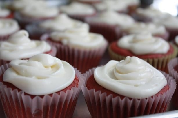 "Red Velvet Cupcakes: ""These are fantastic! So moist and wonderful."" -CherryPlum"