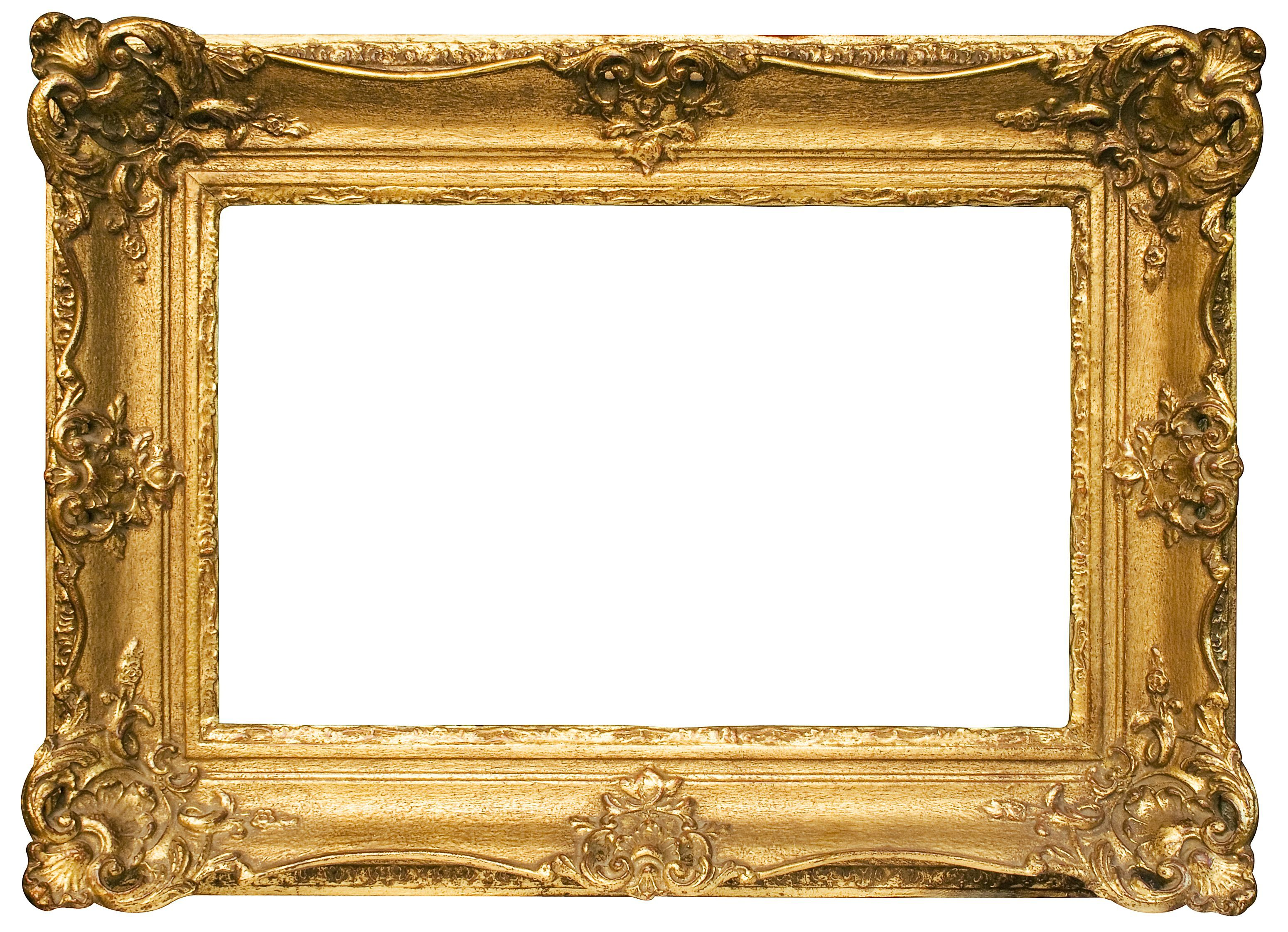 download this gold plated wooden picture frame w path wide photo now and search more of the webs best library of royalty free stock images from istock