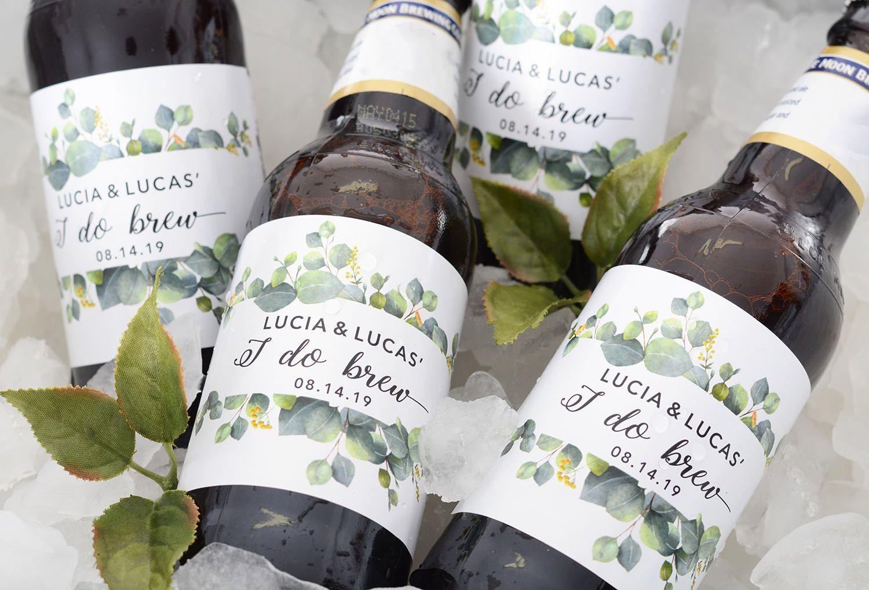 The Best (Custom!) Beer Labels for Weddings | wedding beer labels ...