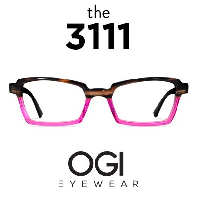 737c1af5c37 Ogi Eyewear 3111 in Pink Demi. Ogi Eyewear 3111 in Pink Demi Women s Eyewear