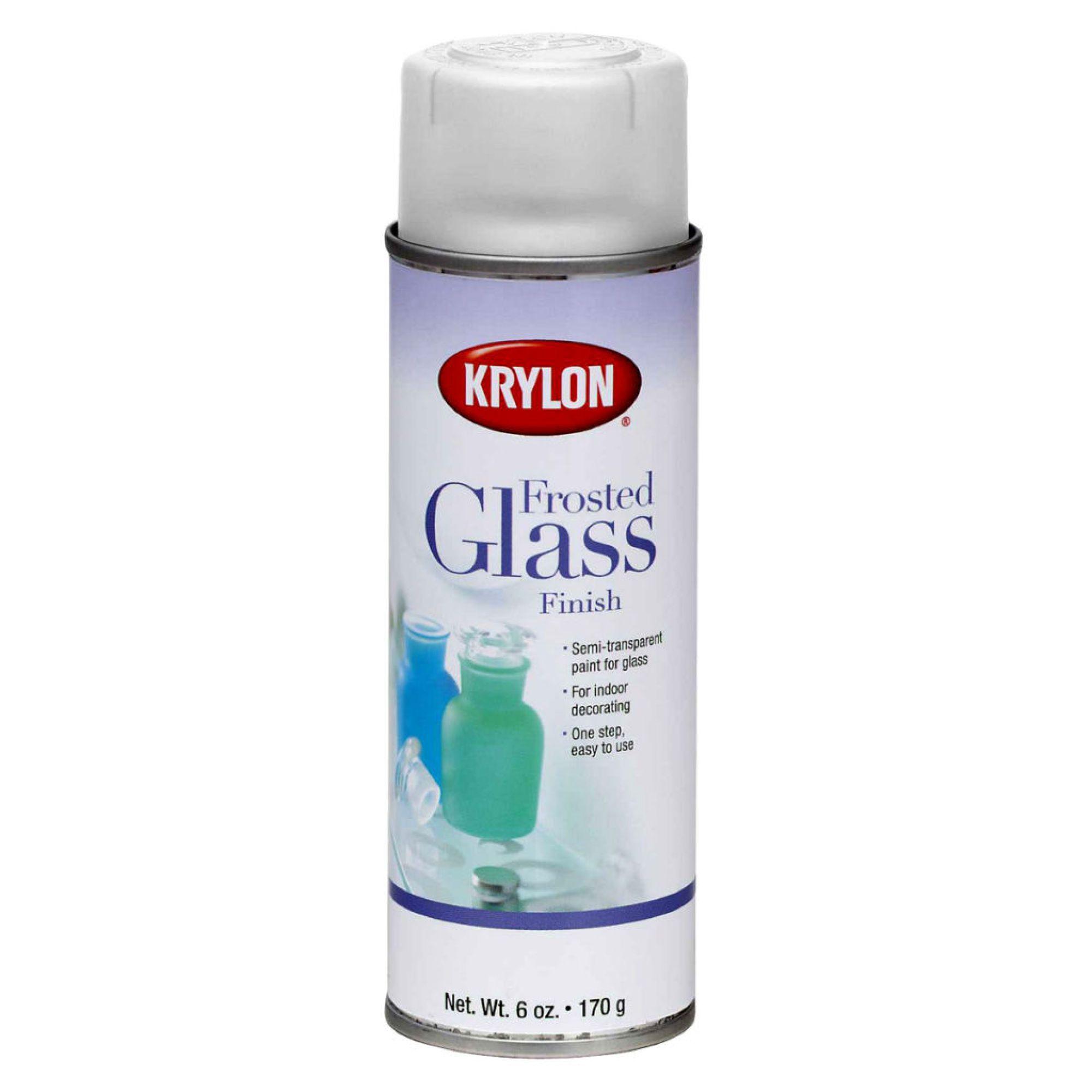 Krylon Frosted Glass Finish Frosted Glass Spray Best Spray