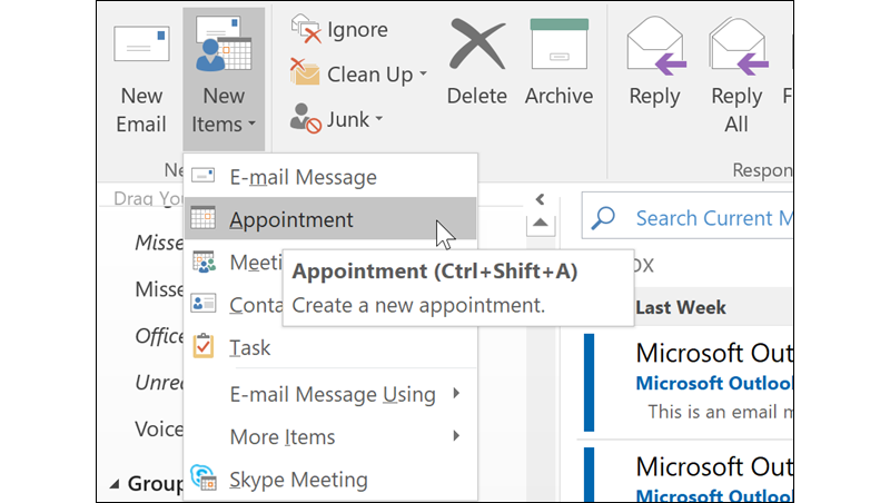 Outlook tips & tricks Office Support Office training