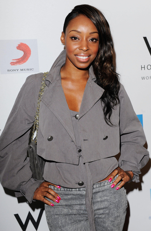 Sabrina Washington: Former Mis-Teeq singer - 6th.