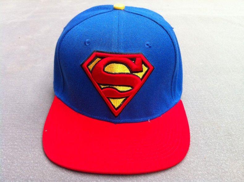 981ee563b89 Superman Snapback Hat (5)