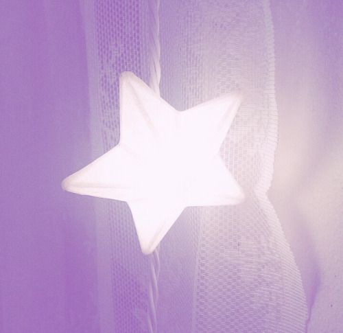 Star Paper Lantern String Light