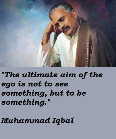 quotations on essay allama iqbal