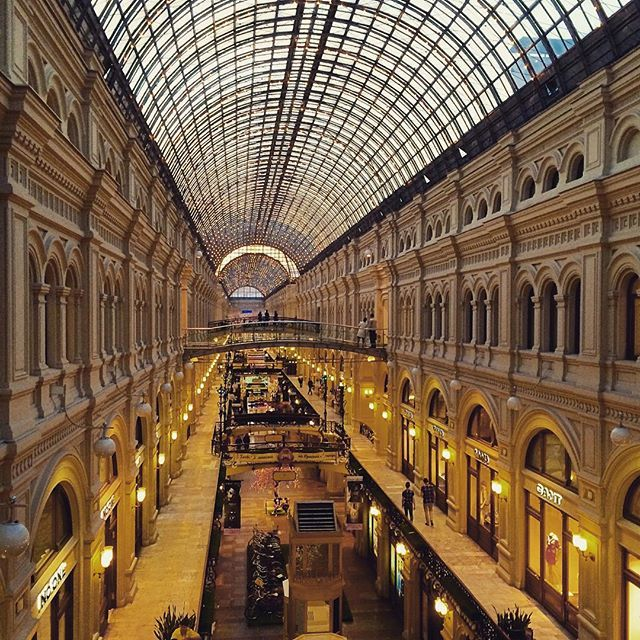 Can you guess where this shopping centre is from? Reminds me of Galleria Vittorio Emanuele II in Rome ________________________________ #travelblog #travelphotography #traveler #traveltheworld  #traveladdict #amazingview #aroundtheworld #travelgirl  #europetrip #europetour  #igeurope  #letsgoeverywhere #europetravel #traveleurope #ig_russia #igtravel #trip #tour #tourism #tourist #moscow #красота #ig_europe #instatravel #travelgram #travelling #traveller
