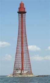 Hyperboloid Lighthouse Ukraine.