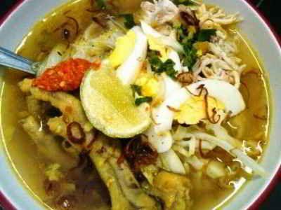 Resep Soto Ceker Bening Surabaya Khas Lamongan Spesial Bumbu Balado Resep Makanan Masakan