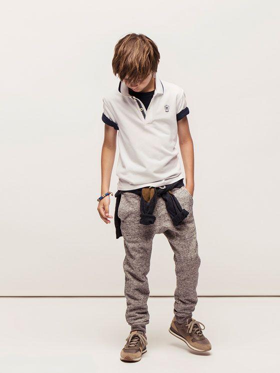 massimo dutti boys pantalon jogging mode homme mode. Black Bedroom Furniture Sets. Home Design Ideas