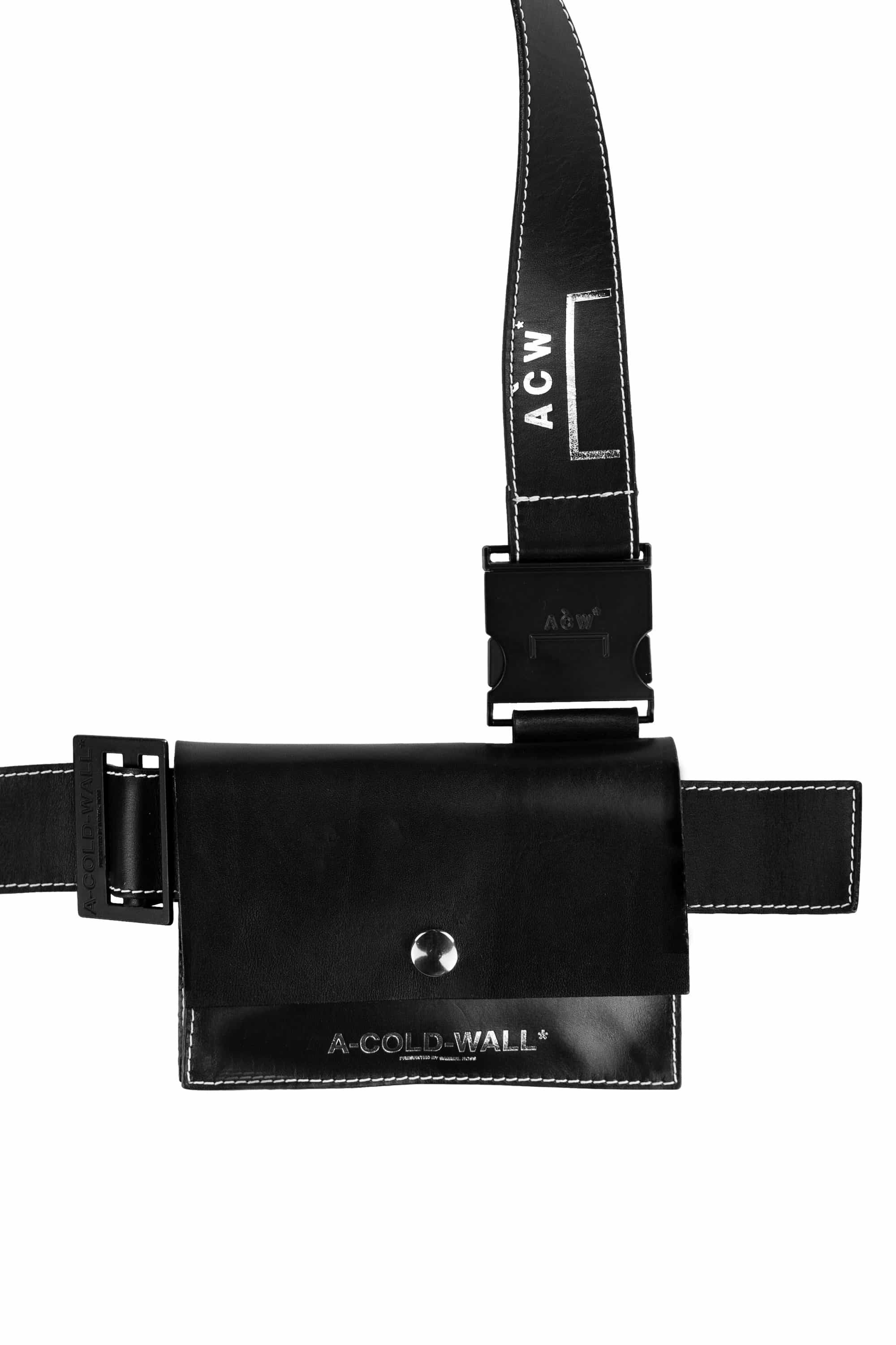 c7e960a3239 BLACK LEATHER UTILITY HOLSTER – BLACK HARDWARE – MODEL 2 – SMALL  in ...