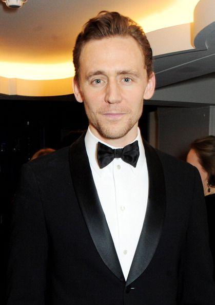 Tom Hiddleston at the 59th London Evening Standard Theatre Awards on November 17, 2013