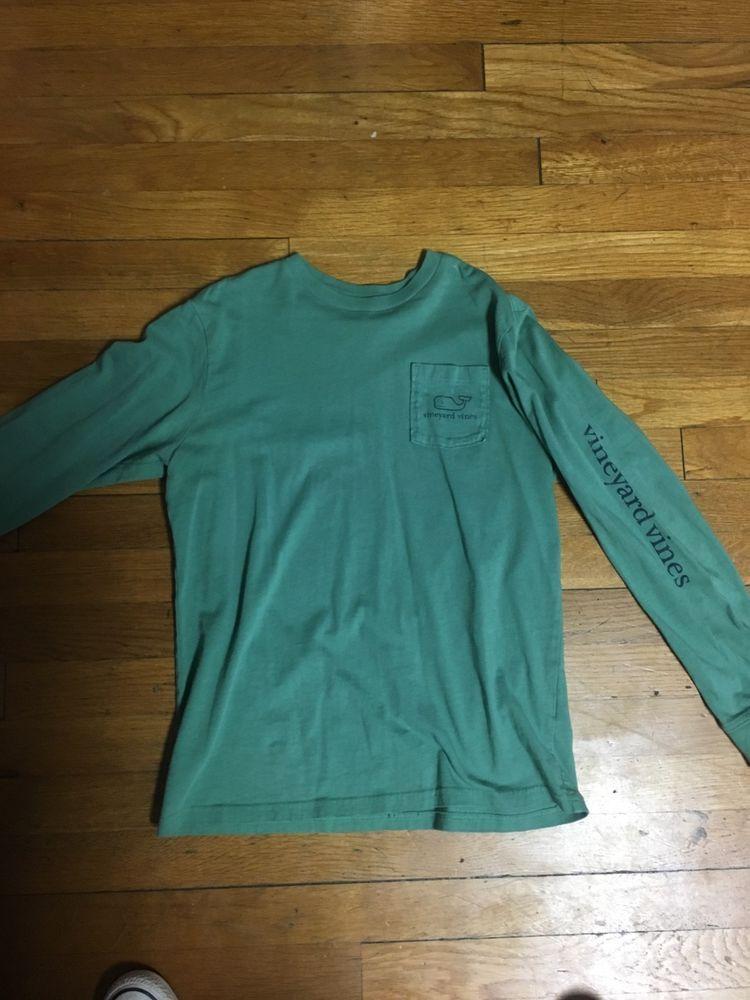 f359f5802 Kids Vineyard Vines Long sleeve t-shirt XL Seawash green #fashion #clothing  #