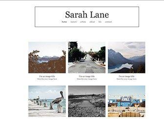 Die perfekte Grundlage für Ihr Portfolio. Fotos hochladen ...
