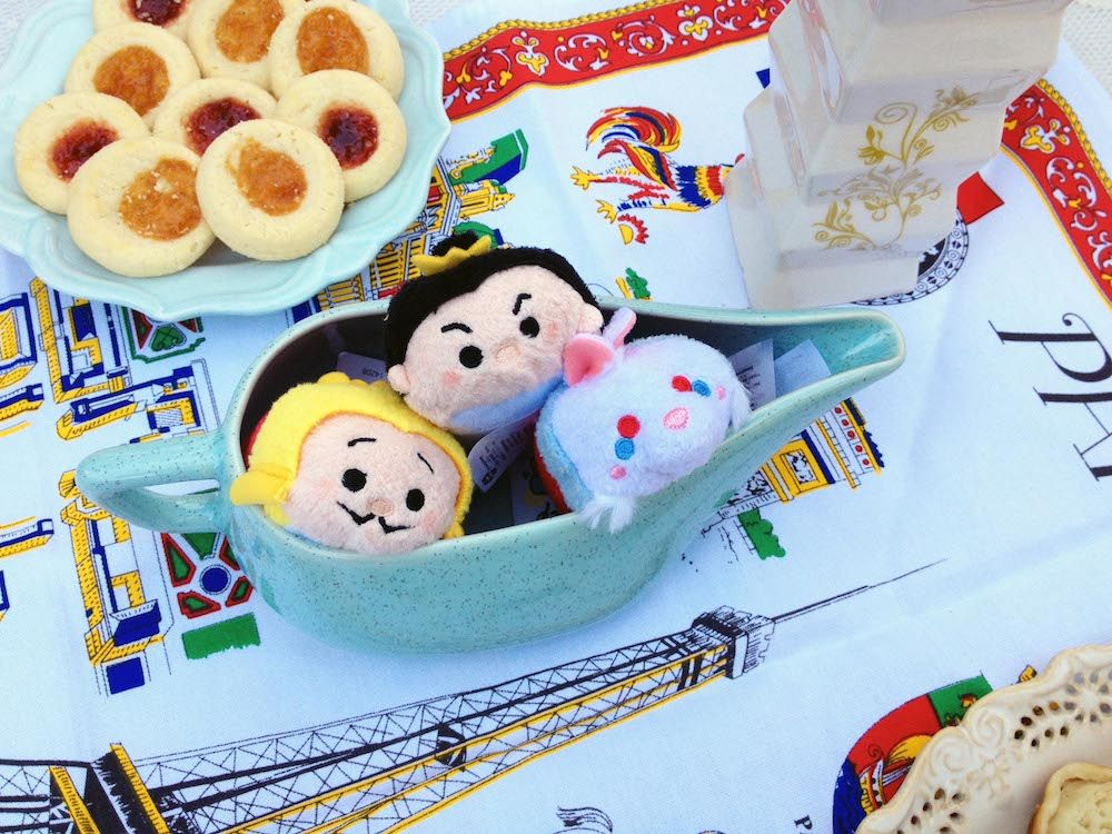 We Had a Golden Afternoon with the Alice in Wonderland Tsum Tsums