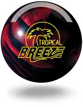 Tropical Breeze Black Cherry Bowling Bowling Ball Storm Bowling