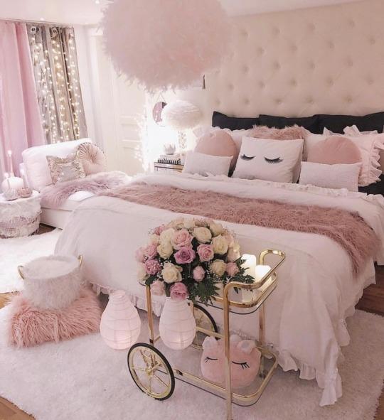 Glam Bedroom Tumblr Girly Bedroom Bedroom Design Trends Glam Bedroom