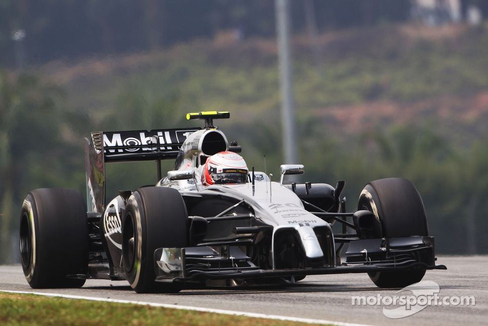 Kevin Magnussen, McLaren MP4-29 | F1 2014 | Pinterest | Mclaren mp4
