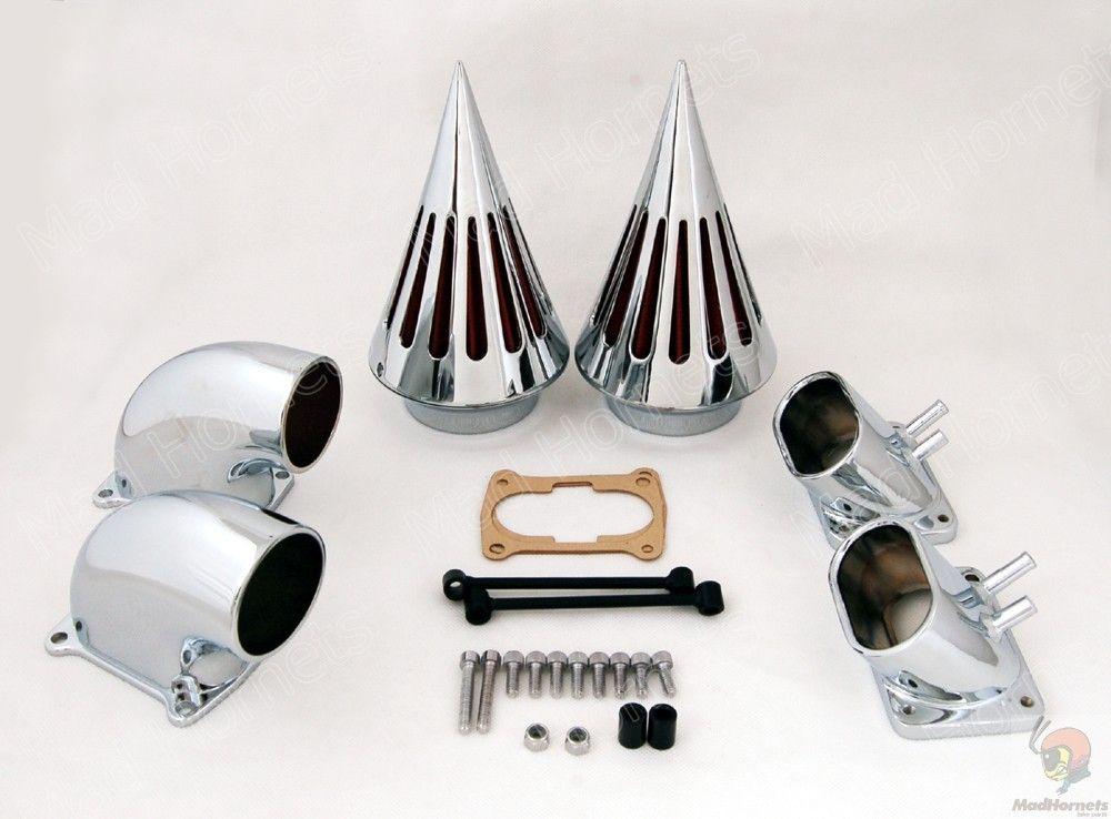 Mad Hornets - Spike Air Cleaner Intake Filter Kit Suzuki Boulevard M109R, $199.99 (http://www.madhornets.com/spike-air-cleaner-intake-filter-kit-suzuki-boulevard-m109r/)